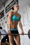Girl with muscle - lindsey smith (xfit)