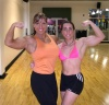 Girl with muscle - Gina Davis / Ilknur Dunlap