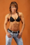 Girl with muscle - Nelli Tsyshkevich