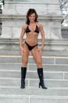 Girl with muscle - Angela Gill Kirkland