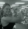 Girl with muscle - Tabitha Klausen