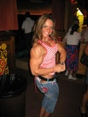 Girl with muscle - Cheryl Faust