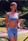 Girl with muscle - Maribel Sanders