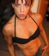Girl with muscle - melissa lalone
