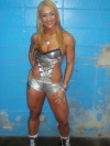 Girl with muscle - chris bela
