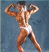 Girl with muscle - Tonia William