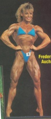 Girl with muscle - Frederique Auchart