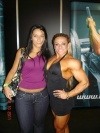 Girl with muscle - Simone de Oliveira (R)