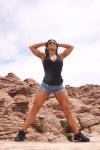 Girl with muscle - Cecilia Caputo