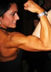 Girl with muscle - Nez Zamora
