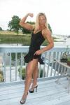 Girl with muscle - Tamara Lynne Paulsen