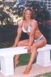 Girl with muscle - Sheron Kestler