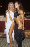 Girl with muscle - Debbie Kruck (l); Timea Majorova (r)