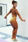Girl with muscle - Xin Li Cao