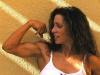 Girl with muscle - Julie Buchanan