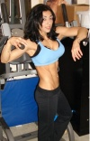 Girl with muscle - Victoria Gutenco