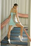 Girl with muscle - Julie Marsland