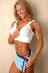 Girl with muscle - krista gibson