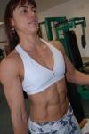 Girl with muscle - tais oshita