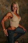 Girl with muscle - Tish Shelton