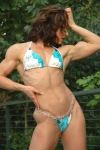 Girl with muscle - Jodi Leigh Miller