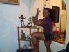 Girl with muscle - Sarahia Yánez