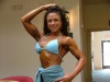 Girl with muscle - gina aliotti