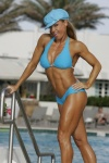 Girl with muscle - Sylvia Tremblay