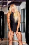 Girl with muscle - Arina Manta