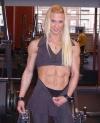 Girl with muscle - Anastasia Goncharova