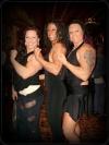 Girl with muscle - Nadia Nardi (l); Lisa Moordigian (c); Melody Spetk