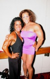 Girl with muscle - Debbie Bramwell, Isabelle Turell