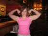 Girl with muscle - Heather Bayer