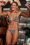 Girl with muscle - chris cyborg
