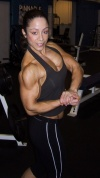 Girl with muscle - Toni Gast