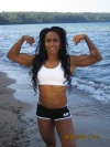 Girl with muscle - Anoma Indramali Marasinghe