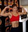 Girl with muscle - Jenifer Alcorn