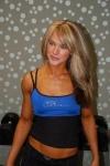 Girl with muscle - Lauren Beckham