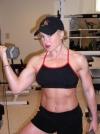 Girl with muscle - helena jenkins