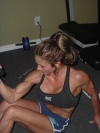 Girl with muscle - Dawn Laverty