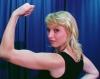 Girl with muscle - Pamela