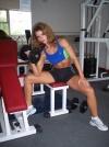 Girl with muscle - florina cernat