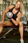 Girl with muscle - lina eklund