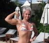 Girl with muscle - Eva Kovalainen