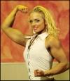 Girl with muscle - Nina Loos