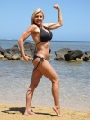 Girl with muscle - Jenna Holaday