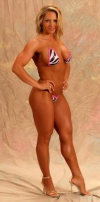 Girl with muscle - Tish Shelton