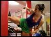 Girl with muscle - Jean Jitomir
