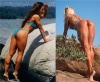 Girl with muscle - Linda Cusmano, Amy Fadhli