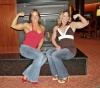Girl with muscle - Sarah Hayes, kelly dobbins